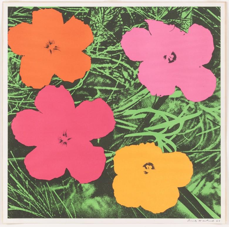 Bangkrut, Miliarder Asal Jepang Jual Koleksi Lukisan Andy Warhol Rp 29 M Foto: MOMA/ Istimewa