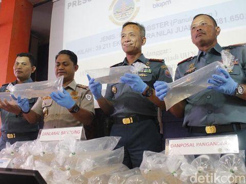 Aparat Gagalkan Penyelundupan Benih Lobster Rp 5 M ke Singapura