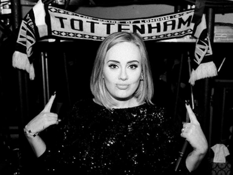 Adele Foto: Dok. Instagram/adele