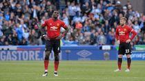 Hari yang Suram untuk Manchester United