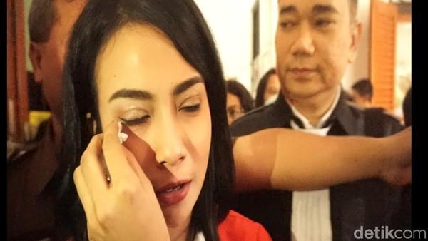 Vanessa Angel Bakal Dibebaskan Sebelum Lebaran?