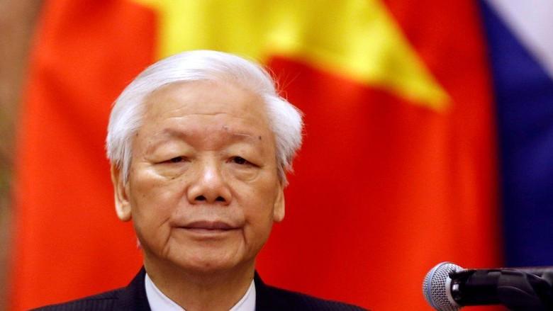 Menghilang Sejak 3 Pekan Lalu, di Manakah Presiden Vietnam?