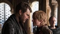 Bagaimana rencana Cersei (Lena Headey) dan Euron (Pilou Asbaek).Dok. Helen Sloan/HBO