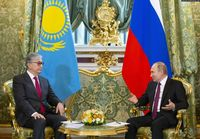 Kazakhstan Ketahuan Photoshop Wajah Presidennya Agar Tampak Awet Muda