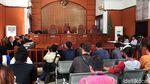 Potret Sidang Praperadilan Tanpa Romahurmuziy