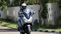 Test Ride Motor Rp 80 Jutaan Honda