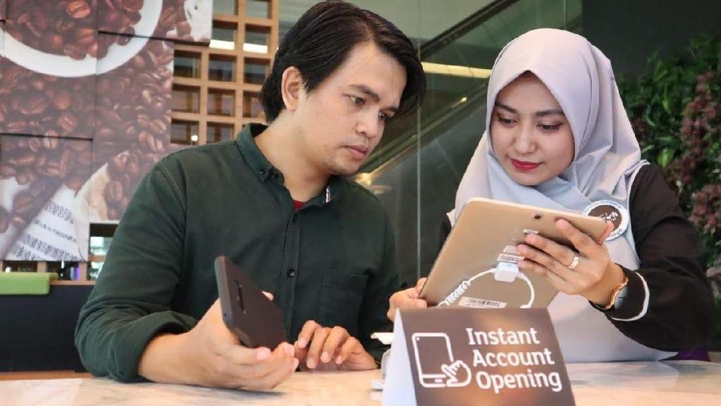 Dorong Ekonomi Umat, Bank Syariah Ini Buat Layanan Serba Digital