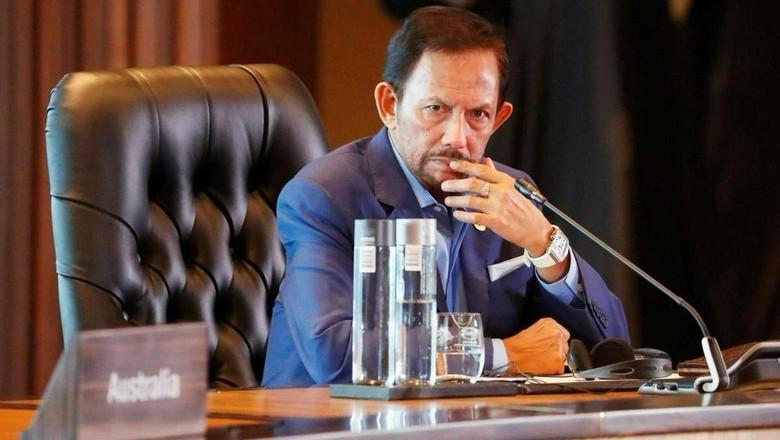 Picu Protes, Brunei Tunda Pemberlakuan Hukuman Mati untuk LGBT