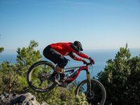 Sepeda listrik Ducati MIG-RR E-MTB