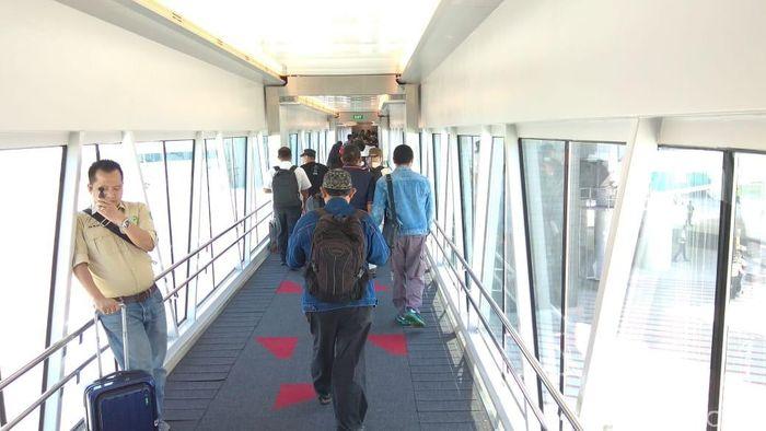 Bandara Yogyakarta International Airport/Foto: Trio Hamdani - detikFinance