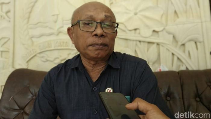 Divisi Penindakan Bawaslu George Da Silva/Foto: Muhammad Aminudin