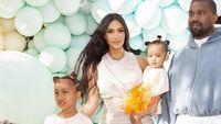 Congrats! Kanye West dan Kim Kardashian Dikaruniai Anak ke-4