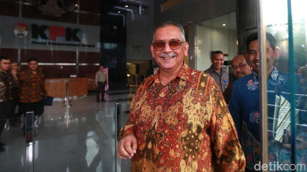 Ditahan KPK, Sofyan Basir Punya Kekayaan Rp 119 Miliar