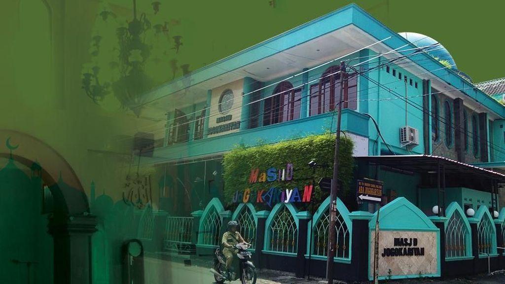 Masjid Jogokariyan, Tempat Salat hingga Gerakkan Ekonomi Rakyat