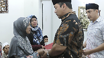 Masih Ada KPPS Meninggal dan Sakit, Pemkot Semarang Beri Santunan