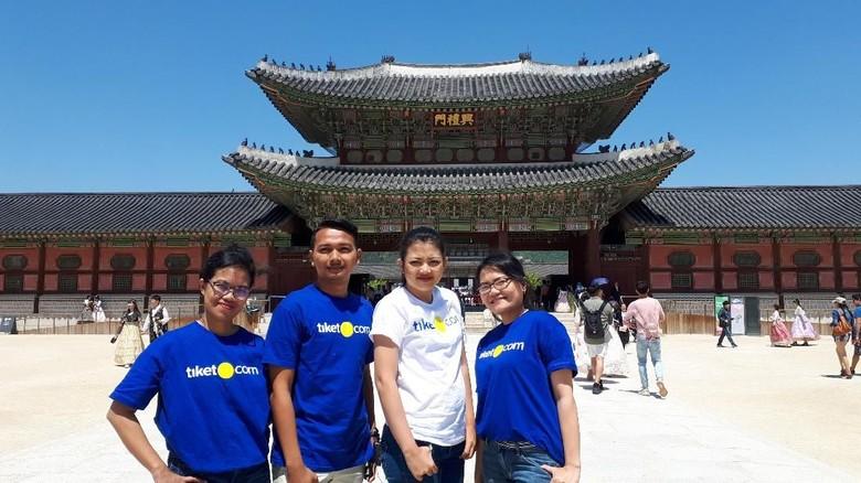 dTraveler Goes to Korea 2019 (Afif/detikcom)