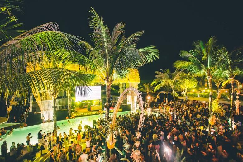 Sunny Side Up Tropical Festival. Foto: dok. Ismaya Live