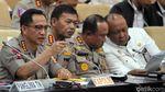 Kapolri Hingga Panglima TNI Hadiri Rapat Evaluasi Pemilu 2019