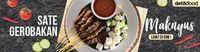 10 Tempat Wisata Kuliner Bandung, Bisa untuk Pilihan Buka Puasa