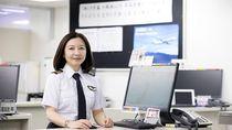 Foto: Ari Fuji, Pilot Penerbangan Komersil Wanita Pertama di Jepang