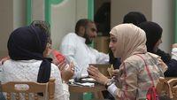 Di Kuwait Makan di Tempat Umum Selama Bulan Puasa Bisa Dipenjara