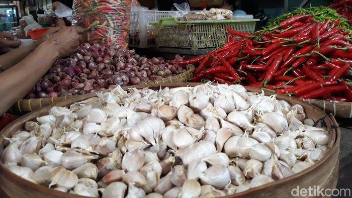 Foto: Bawang Putih di Soo (Bayu Ardi Isnanto/detikFinance)