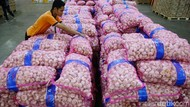 KPPU Sebut Ada yang Ganjil Pada Impor Bawang Putih
