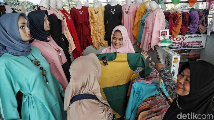 Pakaian Muslim/Foto: Pradita Utama
