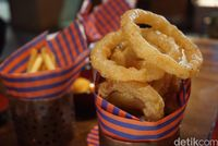 Onion Crispy Rings.