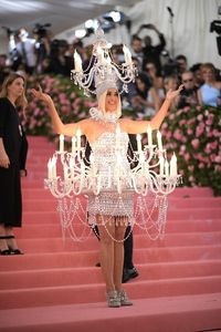 Katy Perry di MET Gala 2019
