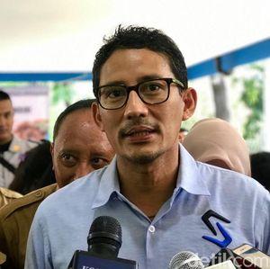 Sandiaga Sebut 94% Pangan Indonesia Dikuasai Kartel