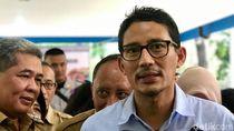 Sandiaga Senang Jika Diundang ke Pelantikan Jokowi-Maruf Amin