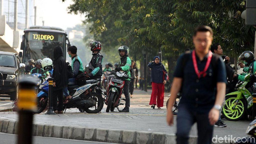 Diskon Tak Dilarang Tapi Diatur Batasnya, Driver Ojol Setuju