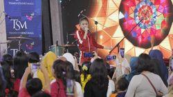 Zara Leola Bawakan SurgaMu Live di detikcom Ngintip Musica