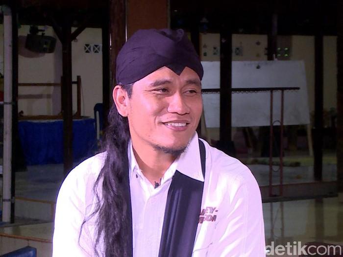KH Miftah Maulana Habiburrahman (Gus Miftah) saat Blak-blakan dengan detikcom di Yogyakarta, 5 Mei 2019