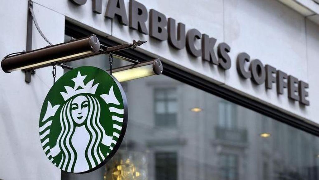 Gegara Corona, Starbucks Pangkas Separuh Target Pendapatan