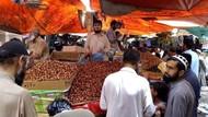 Mengintip Pasar Kurma di Pakistan saat Ramadhan