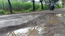 Jalan di Ngawi Sepanjang 1,5 Km Rusak, Tanggungjawab Siapa?
