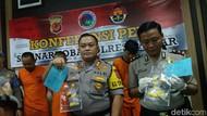 Edarkan Pil X di Banjar, 2 Pemuda Terancam 10 Tahun Penjara