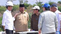 Jokowi akan Cek Kelaikan Kalteng Jadi Ibu Kota RI dari Udara dan Darat