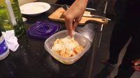 Paula Bikin Pasta Aglio Olio dan Ayam Bakar untuk Buka Puasa Baim Wong