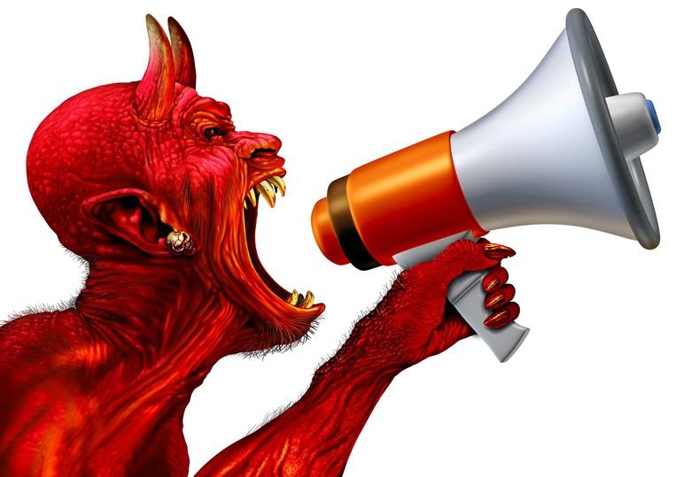 Mengenal Legenda Setan Gundul yang Kini Masuk Politik