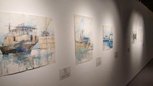 Karya Seni Kontemporer Indonesia Perdana Dipajang di Bulgaria