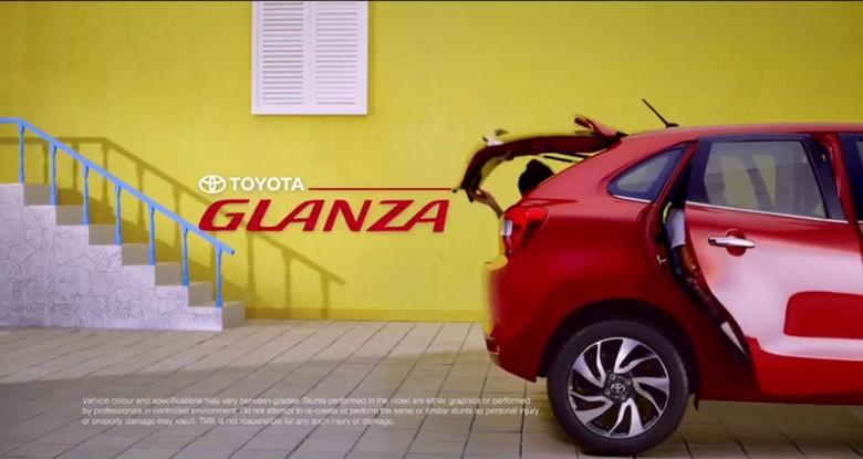 Toyota Glanza, Hatchback Rebadge Suzuki Baleno. Foto: Istimewa
