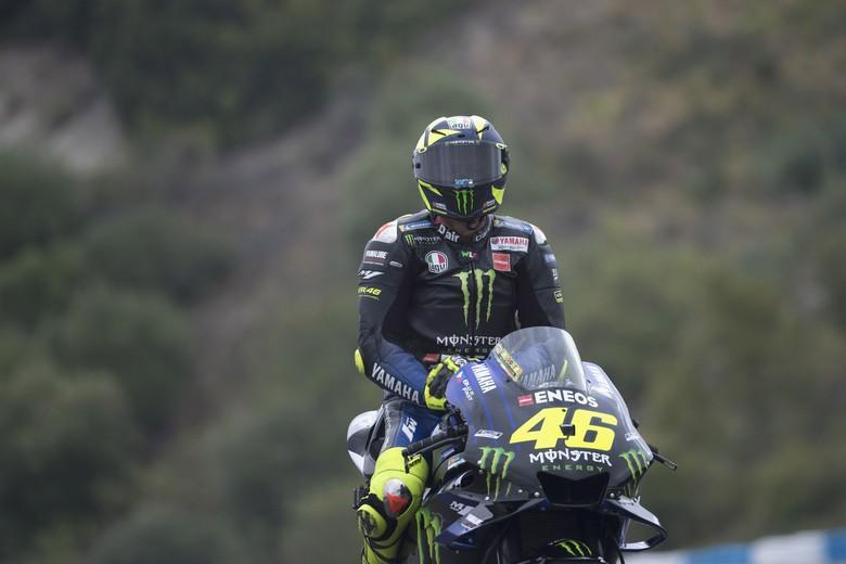 Valentino Rossi. Foto: Mirco Lazzari/Getty Images