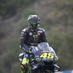 Sayap Yamaha Belum Bisa Bantu Rossi Kejar Honda dan Ducati