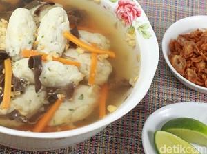 Resep Ramadan : Sup Bola Ikan Seafood