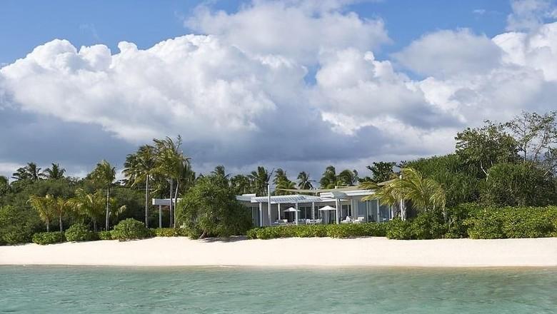 Banwa Private Island di Kepulauan Palawan, Filipina (Banwa Private Island)