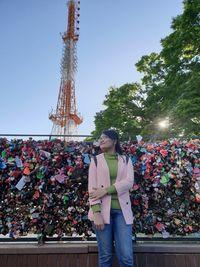 Jalan-jalan di Seoul, dari Istana Megah Hingga Gembok Cinta