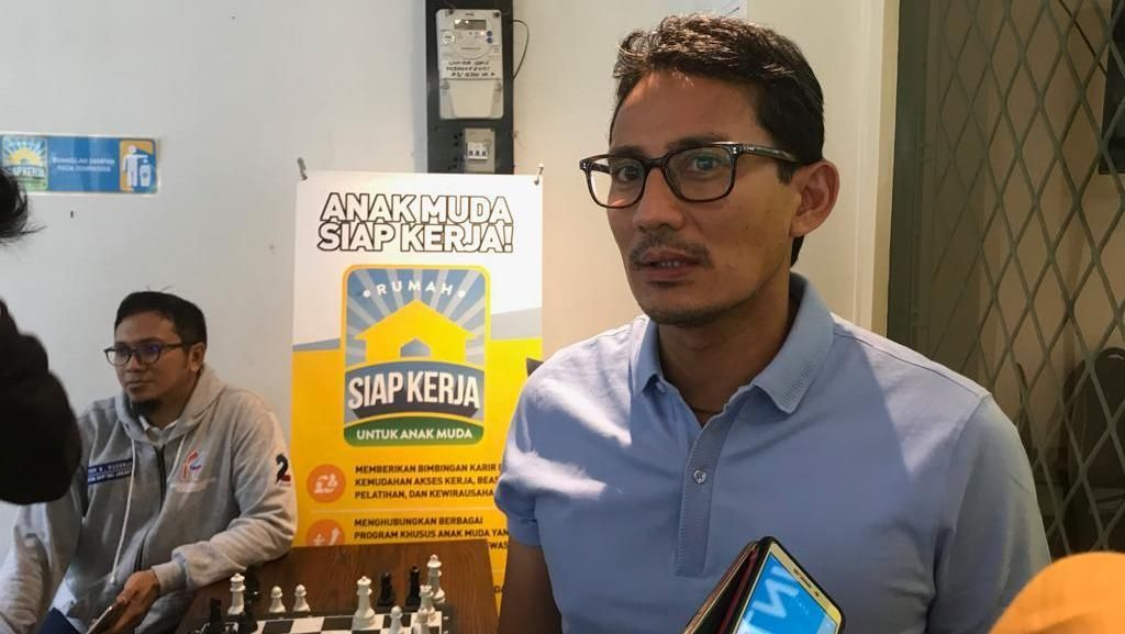 Tips Sandiaga Uno Buat UMKM Biar Menang Lawan Corona